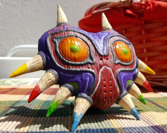replica majora's mask, Decoration, zelda