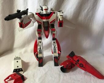 G1 Transformer Skyfire/Jetfire Bandai Brand 1985