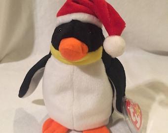 Ty Beanie Baby Zero the Penguin