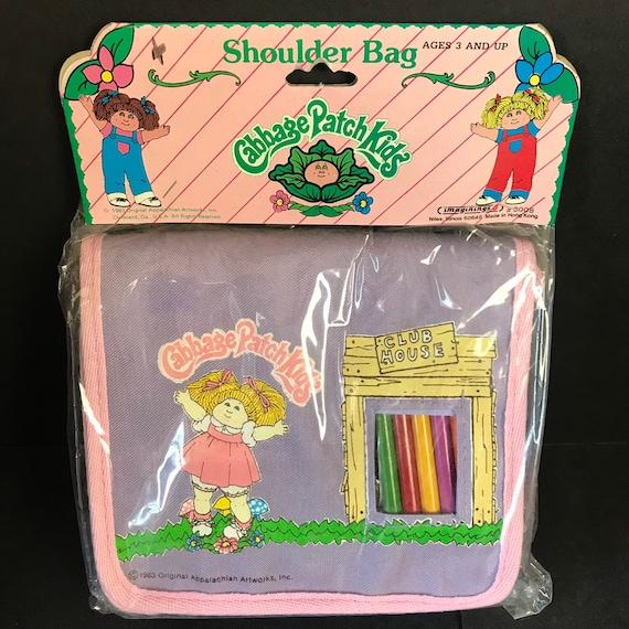 Cabbage Patch Kids Shoulder Bag 1983