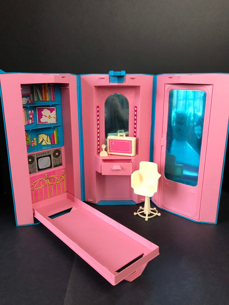 Vintage 1984 Mattel Barbie Day To Night 7897 Home And Etsy