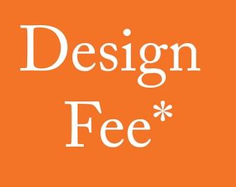 Design Fee - Digital Mockup and 3 Revisions