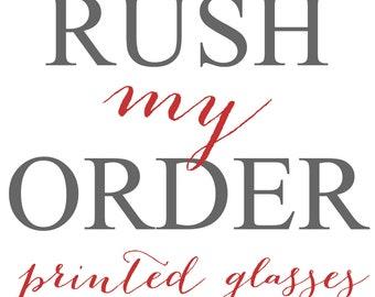 Custom Listing  - 2 Day Rush Fee