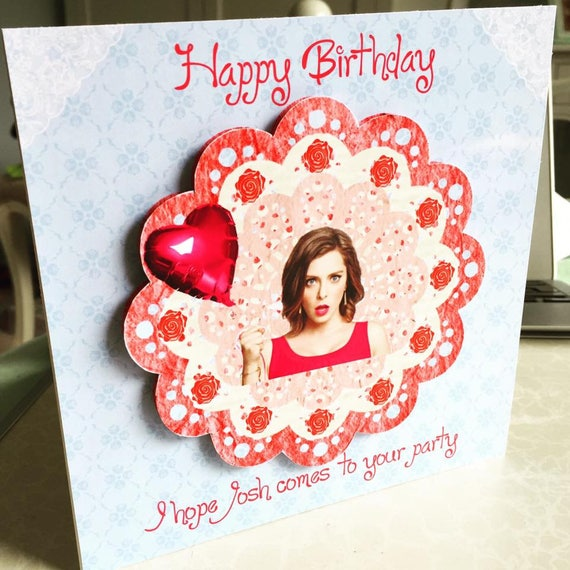 Crazy Ex Girlfriend Birthday Card