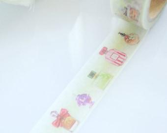 Perfume Bottles Washi Tape