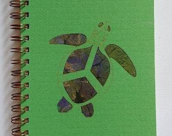 Laser Cut Writing Journal