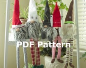 Holiday Gnome Pattern