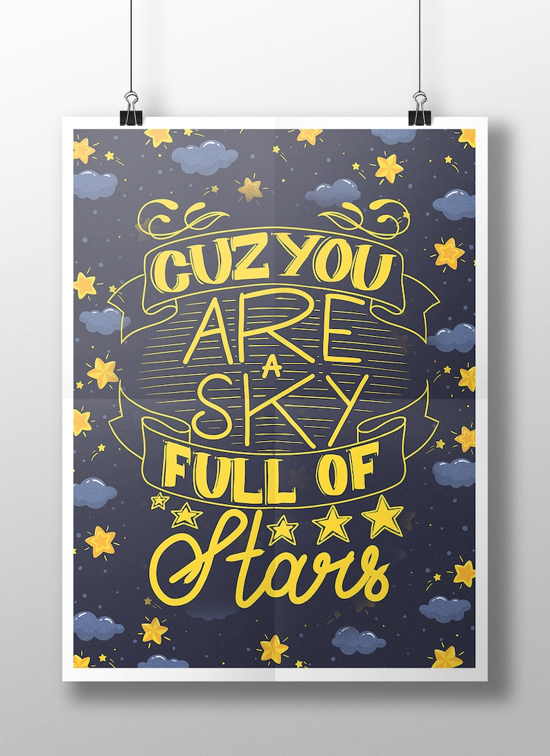 sky full of stars coldplay download
