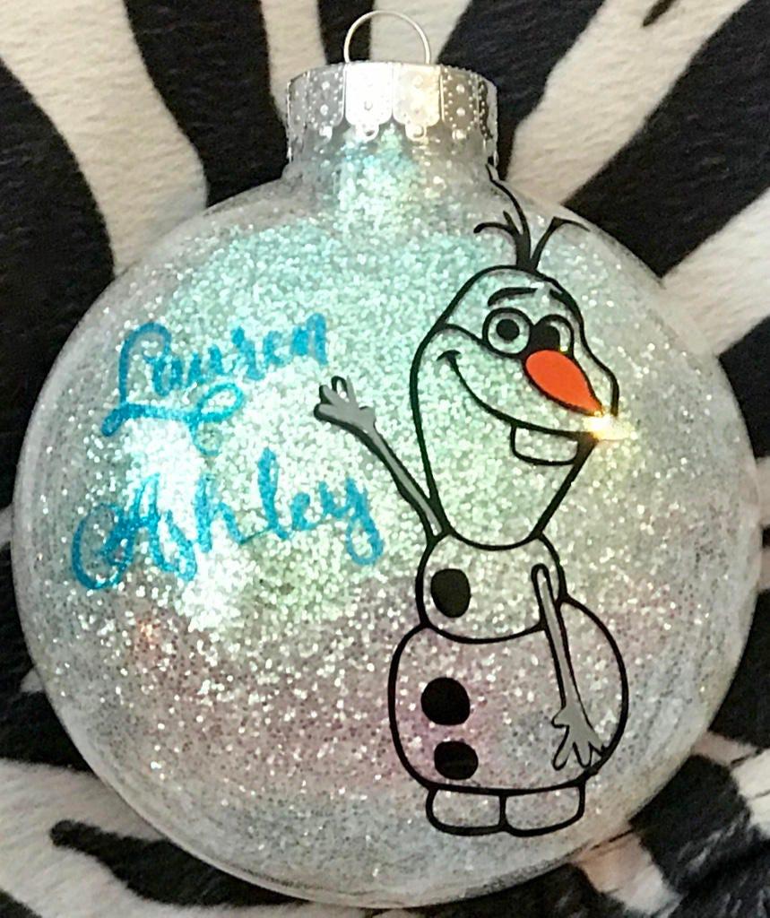 Christmas Ornament Olaf Ornament Frozen Olaf Disney | Etsy