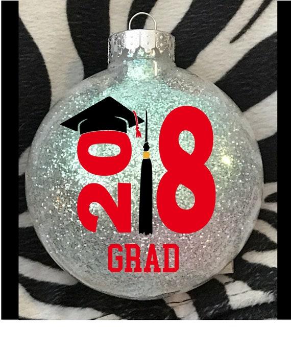 image 0 - Graduate Graduation Christmas Ornament Graduation Ornament Etsy