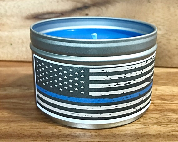 Thin Blue Line, Thin Blue Line Gifts, Thin Blue Line Police Gifts, Thin Blue Line Flag, Police Gifts, Police Officer Gifts
