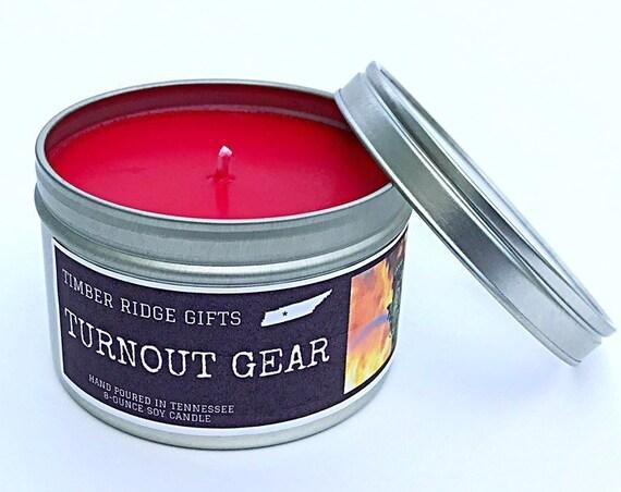 Firefighter Gift, Firefighter Gift For Him, Fire Fighter Candle, Firefighter, Fireman Gift, Fireman Gifts For Men, Fireman Gift Ideas