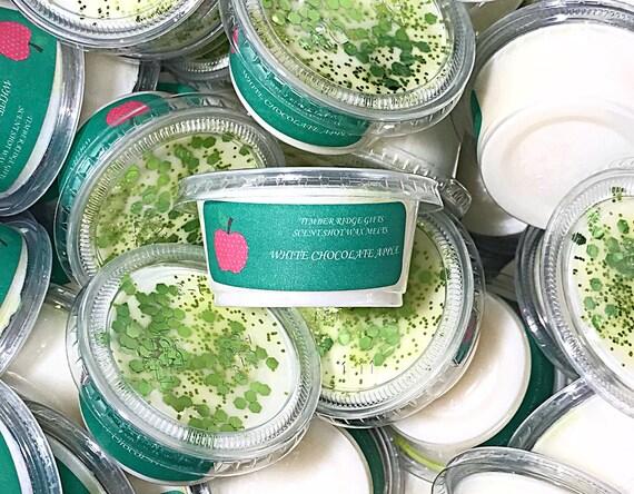 Soy Wax Shot - Apple Wax Melt - Apple Scent - Apple Scented Candle - Fruit Scent - Scented Wax Melts - Scent Shots - Soy Wax Melts