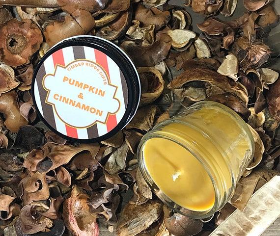 Pumpkin Candle - Pumpkin Scented - Pumpkin Soy Candle - Pumpkin Spice Candle - Pumpkin Spice - Pumpkin Spice Scent - Fall Candles