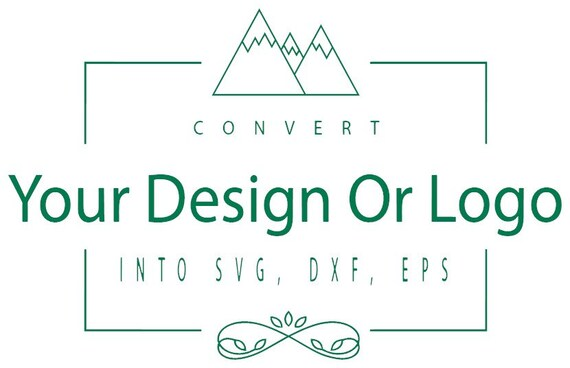 Your Design SVG,DXF,EPS Custom Cut File I do it! Plotter File