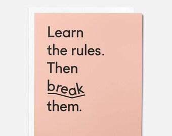 Inspirational cards - Motivational cards - Motivational card set -  Motivation cards for friends - Positive inspiration - Motivational quote