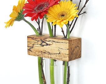 Window Vase Beech stocked window vase