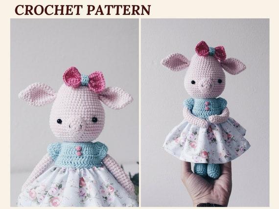 Crochet penguin amigurumi pattern | Amiguroom Toys | 428x570