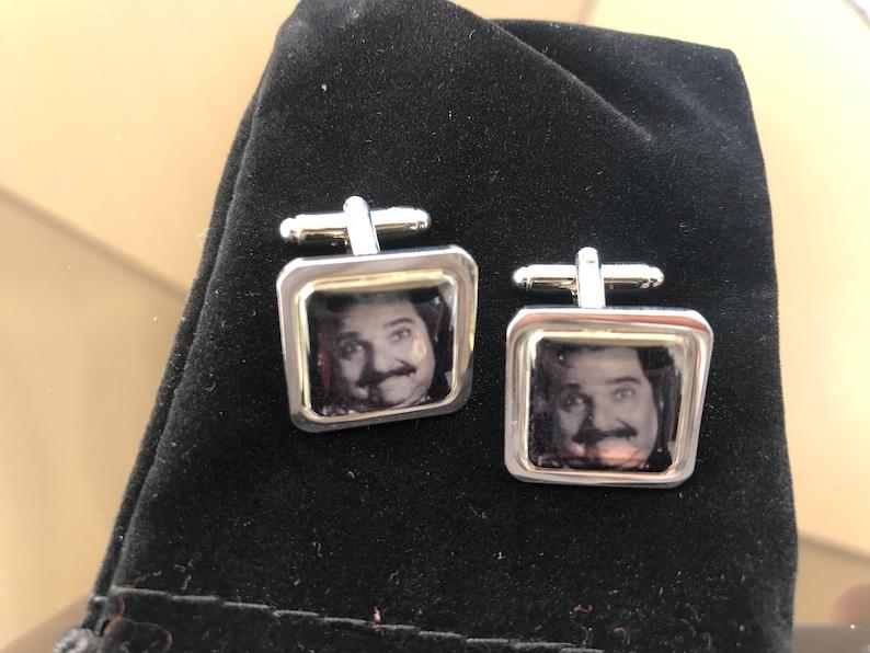Ron Jeremy cufflinks