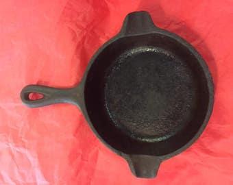 Wagner Ware cast iron ashtray