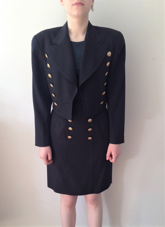 Lovely 80s Mondi set // Vintage Mondi 80s jacket +