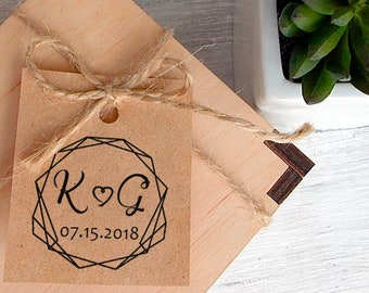 Custom Wedding Stamp, Save the date print, Wedding Date Stamp, Rubber Stamp, Bridal shower gift, Personalized Stamp, Wedding Favor Stamp