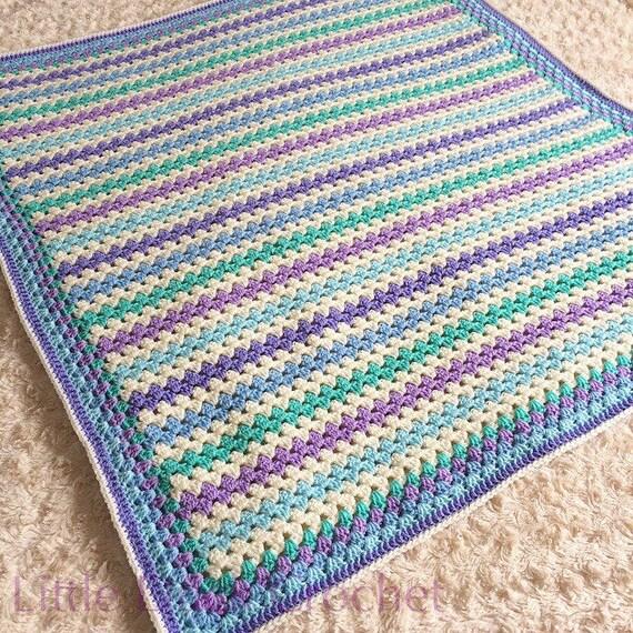 Reduziert Handarbeit Häkeln Baby Decke Decke Kinderwagen Etsy