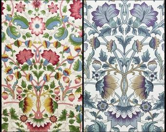 Art Nouveau Fabric Etsy