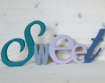 Written or custom wooden name wall or stand-gift idea, home idea