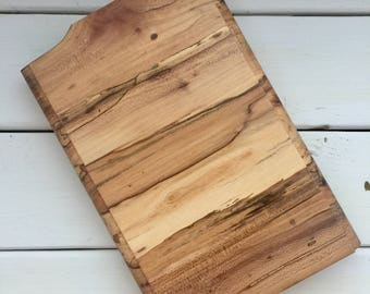 Table Top Cedar Elm Display Block