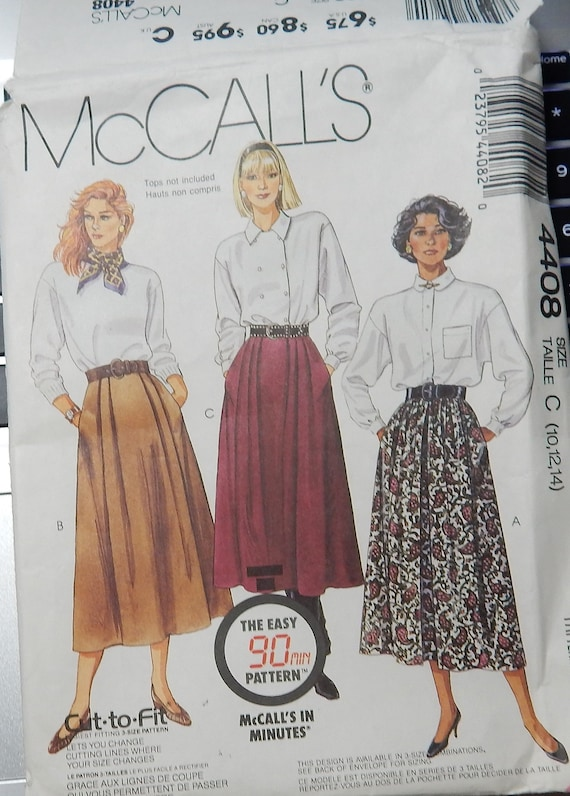 McCall/'s Patterns ~ All Pattern are Size 4-14 ~ ~ ~ Listing 9048