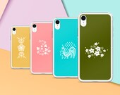 Vintage Pyrex Phone Cases, Spring Blossom, Butterprint, Gooseberry and Butterfly Gold, Mid Century Kitchen