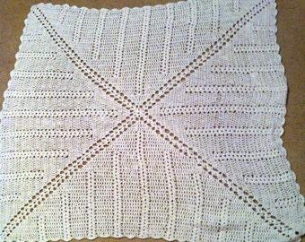 Crocheted Custom Made Baby / Kids Blankets