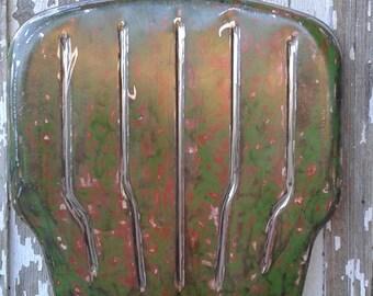 Wall Art, Metal Art, Chair Back