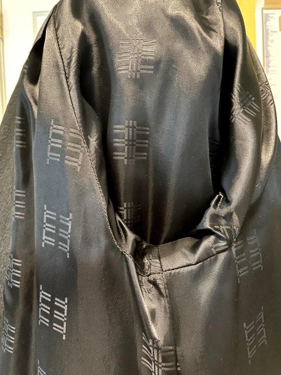 1960s I. Magnin swing coat - image 8