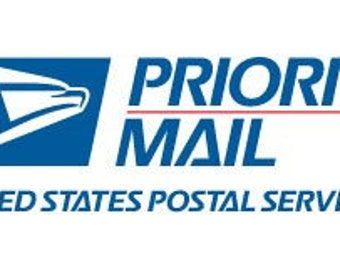 Priority Mail 1-3 day Shipping **ADD ON**