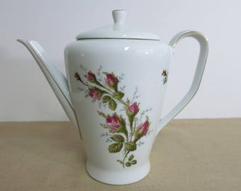 Vintage China Teapot Collectible China Teapot Vintage Rosental Teapot Teapot Made in Germany Vintage Teapot with Roses - V207