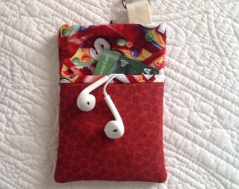 iPod sleeve, iPhone case, iPhone case, iPhone sleeve, cell phone cover cell phone protector
