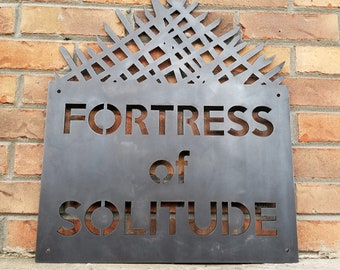 Fortress of Solitude- Fan Art, Superman Tribute, Comic