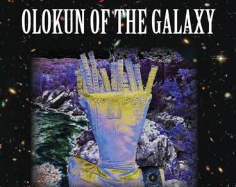Olokun of the Galaxy book