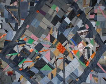 Samples of Memory Quilts