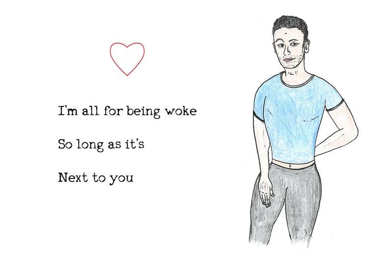 Soziale Gerechtigkeit Valentinstag Karte Für Sie Hipster Etsy