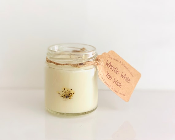 Wax Melts PUMPKIN SOUFFLE Soy Candle All Natural Top Selling Farmhouse Decor Mason Jar Gift Ideas Scented Candle