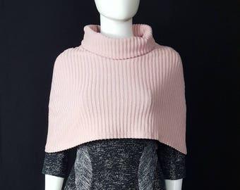 Knit fabric  Pancho