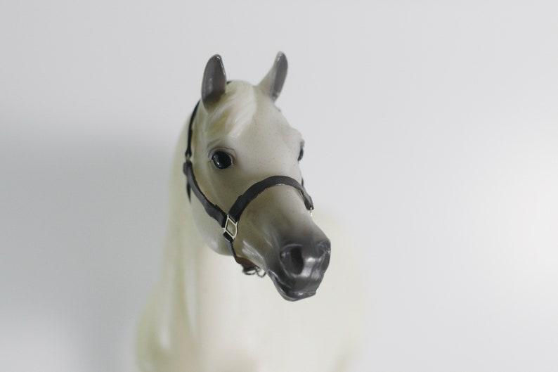 Model Horse Leather Halter
