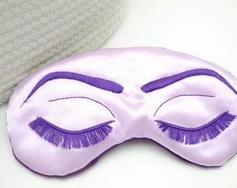 78a2fc3a6ad09 Breakfast at tiffanys eye mask | Etsy