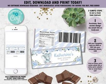 graphic relating to Dementor Chocolate Wrapper Printable known as Chocolate bar wrap Etsy