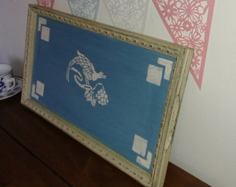 Shabby Chic Serving Tray - REDUCED TO CLEAR