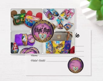 The Wright Magic Gift Certificate