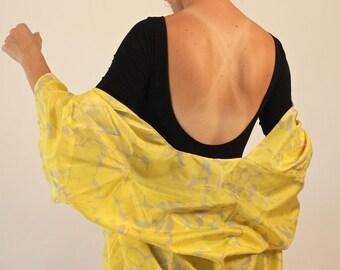 Silk Handmade Fashion Kimono